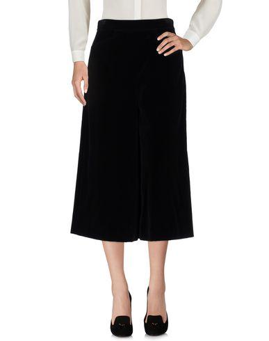 SAINT LAURENT TROUSERS 3/4-length trousers Women