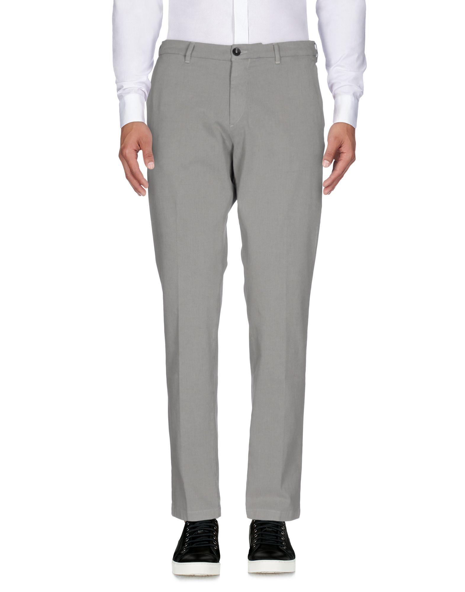 DUE BRAGHE Повседневные брюки cortigiani повседневные брюки