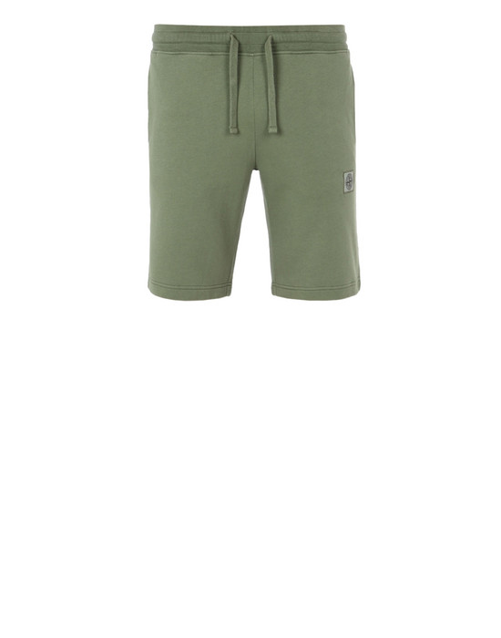STONE ISLAND Fleece Pants 62439