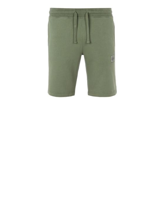 STONE ISLAND Fleece Trousers 62439