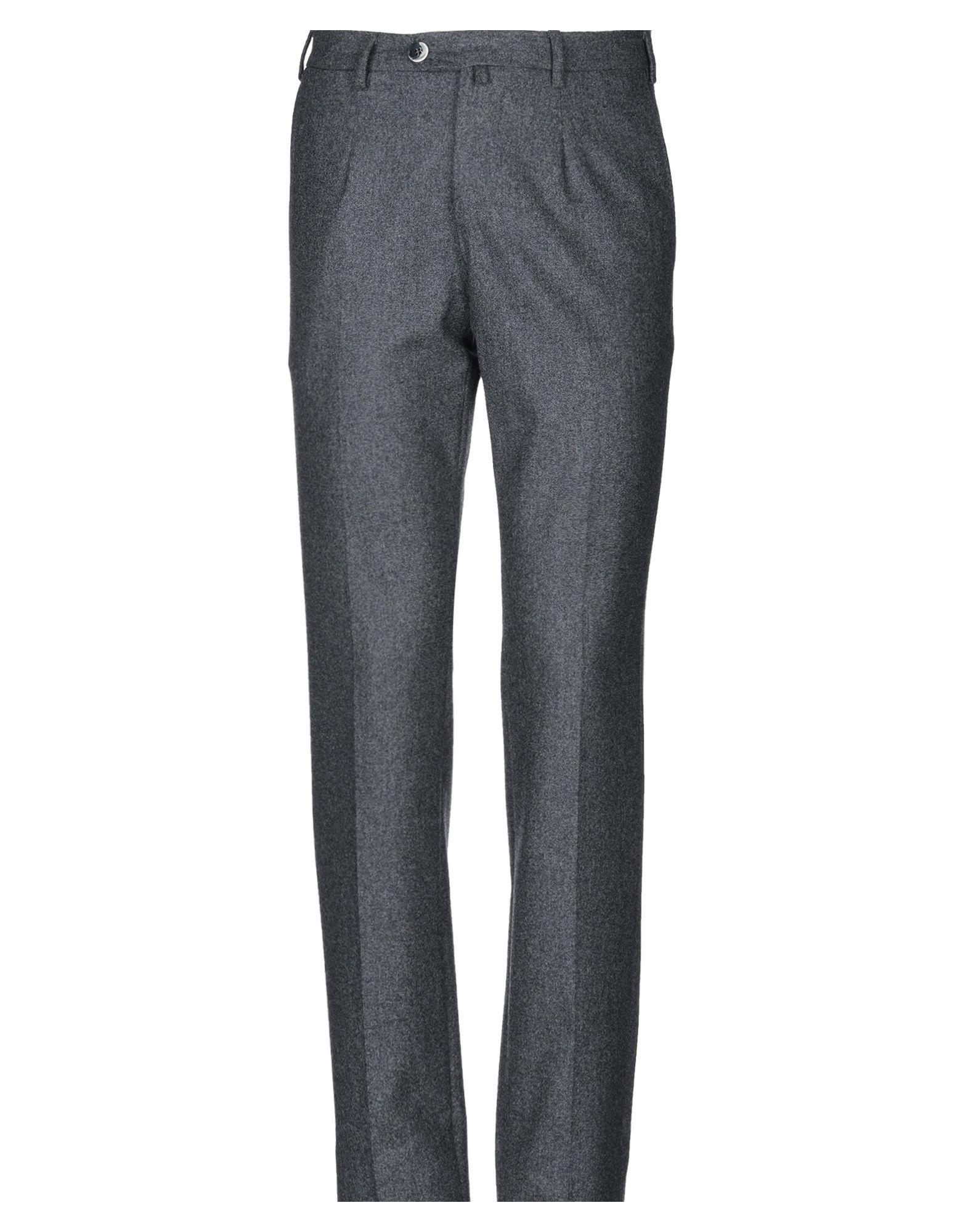 《送料無料》SARTORIA SORRENTO メンズ パンツ グレー 46 ウール 100%