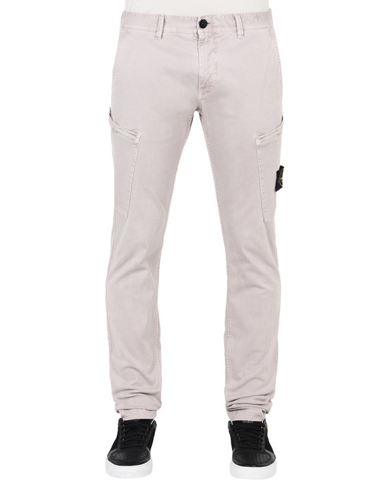 STONE ISLAND Trousers 311LN T.CO+OLD