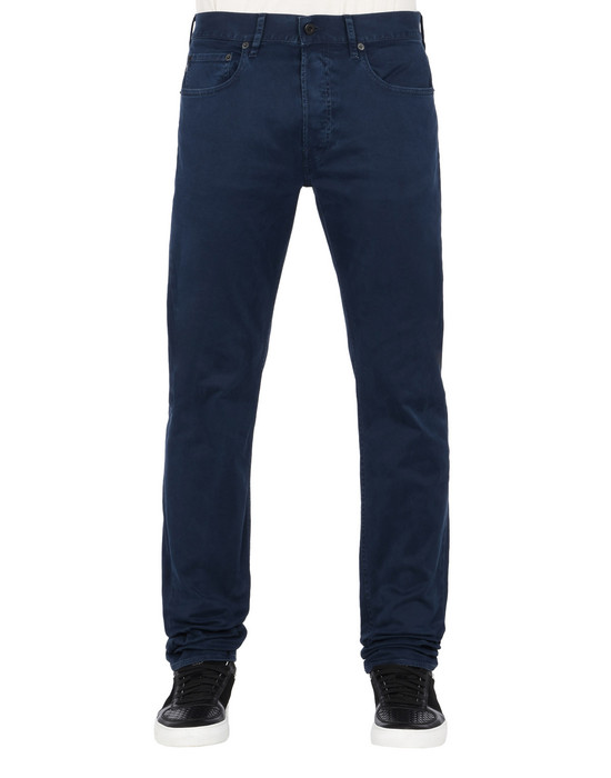 STONE ISLAND Trousers J1BLN SL_T.CO+OLD