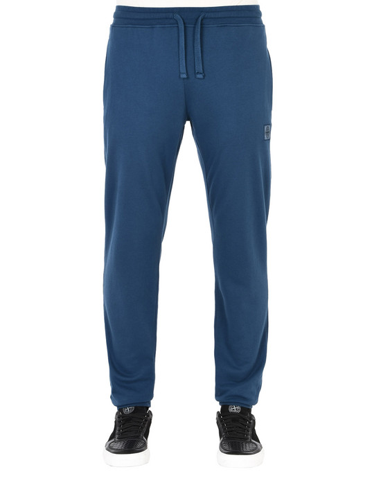 STONE ISLAND Fleece Trousers 66739