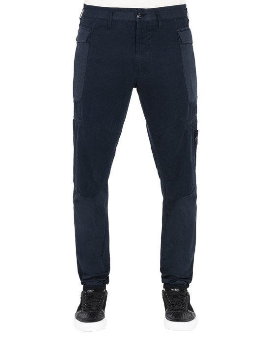STONE ISLAND Pants 30909 GHOST PIECE