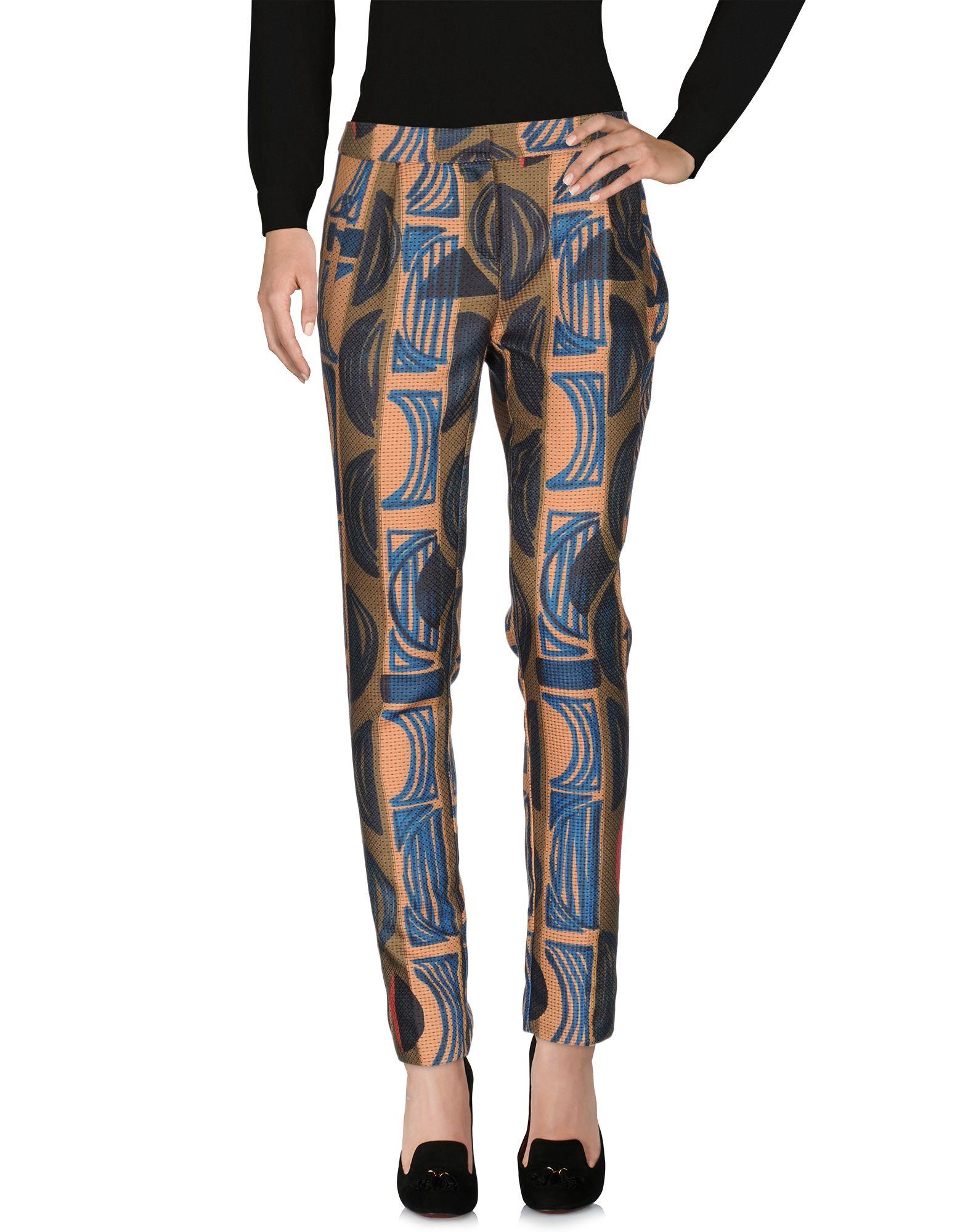 MANILA GRACE Повседневные брюки manila grace классические брюки