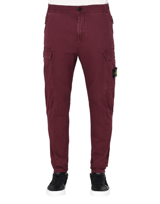 STONE ISLAND Trousers 30805 T.CO+OLD