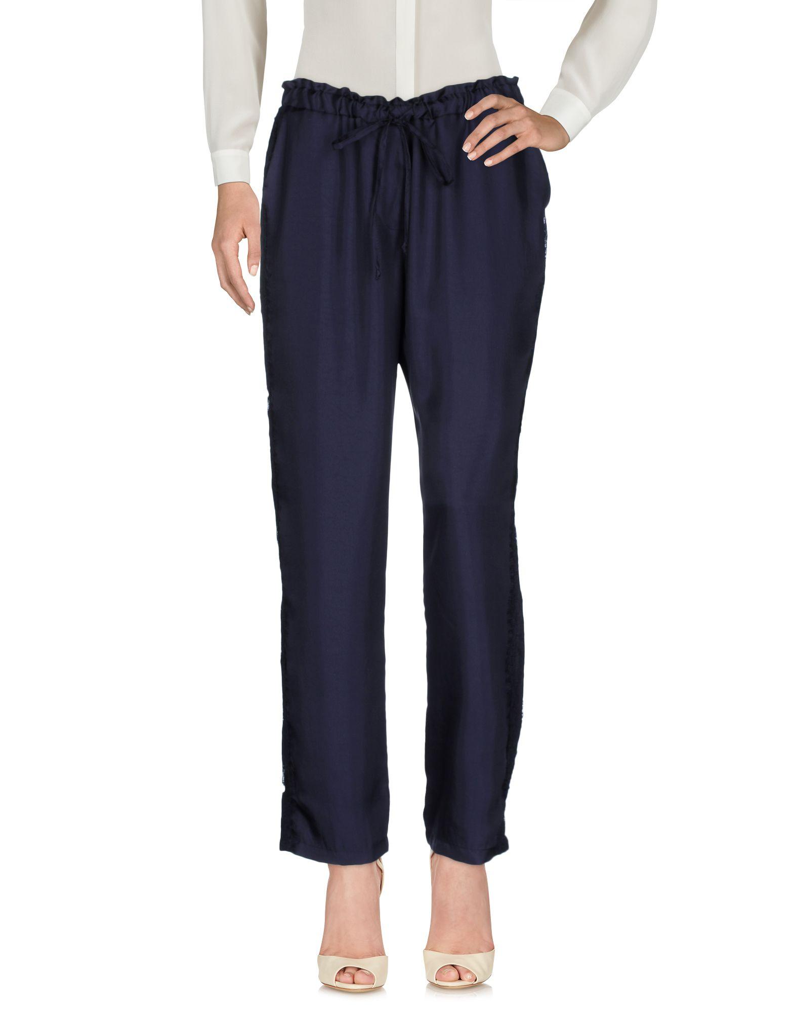 CLU Повседневные брюки y clu блуза для девочки yb8308 разноцветный y clu