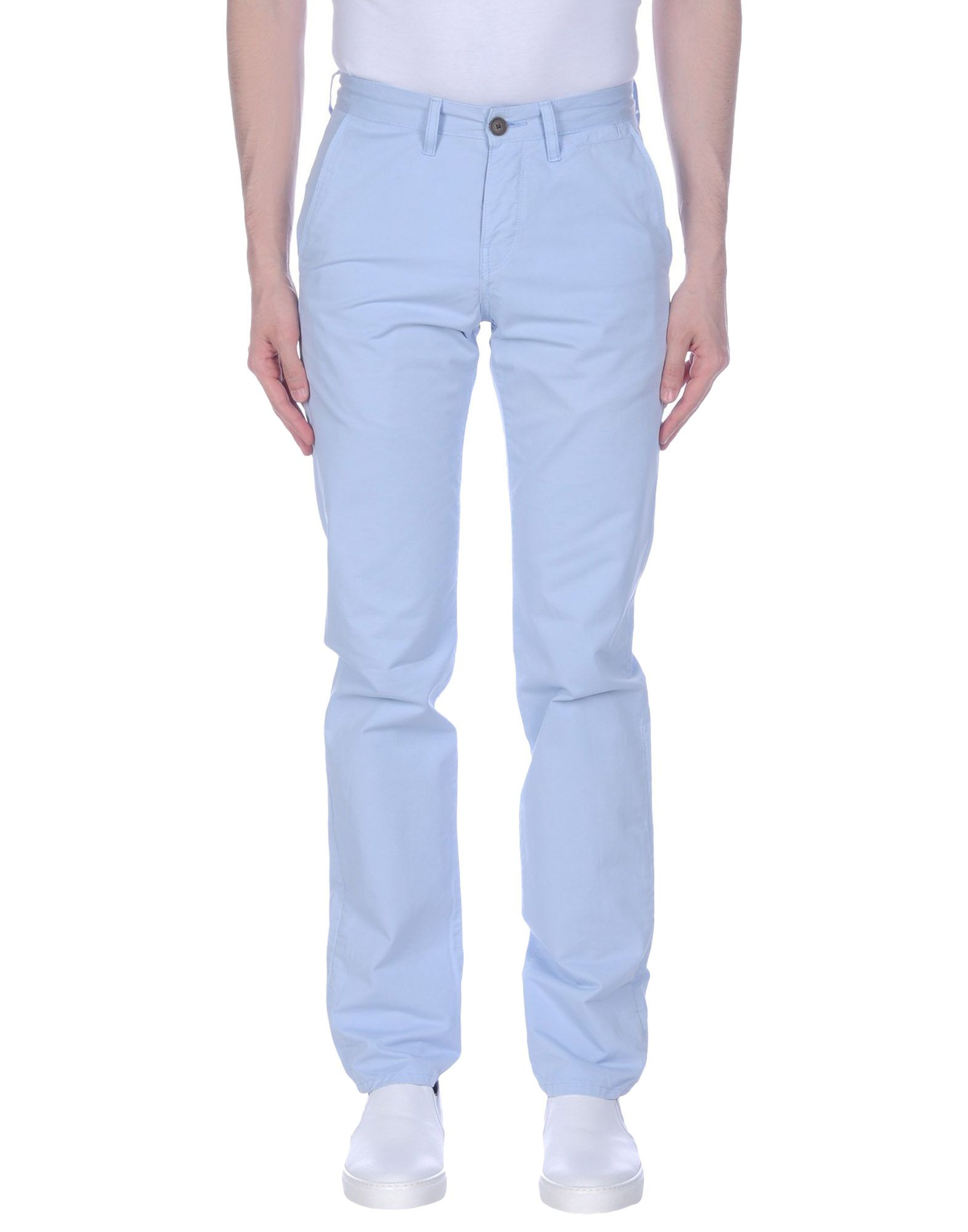 CHINO by BEN SHERMAN Повседневные брюки брюки skills classic chino khaki l