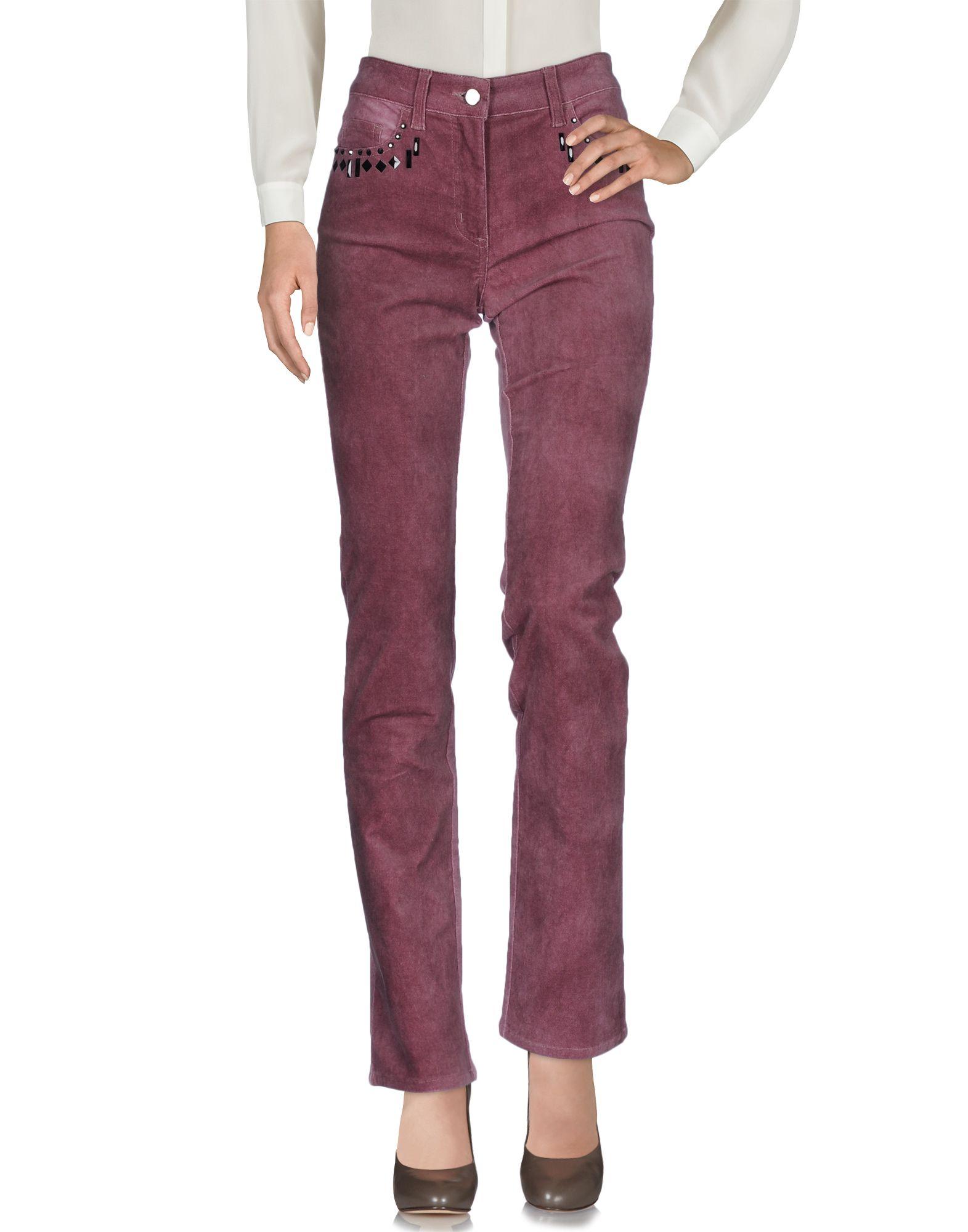 ELISA FANTI Повседневные брюки