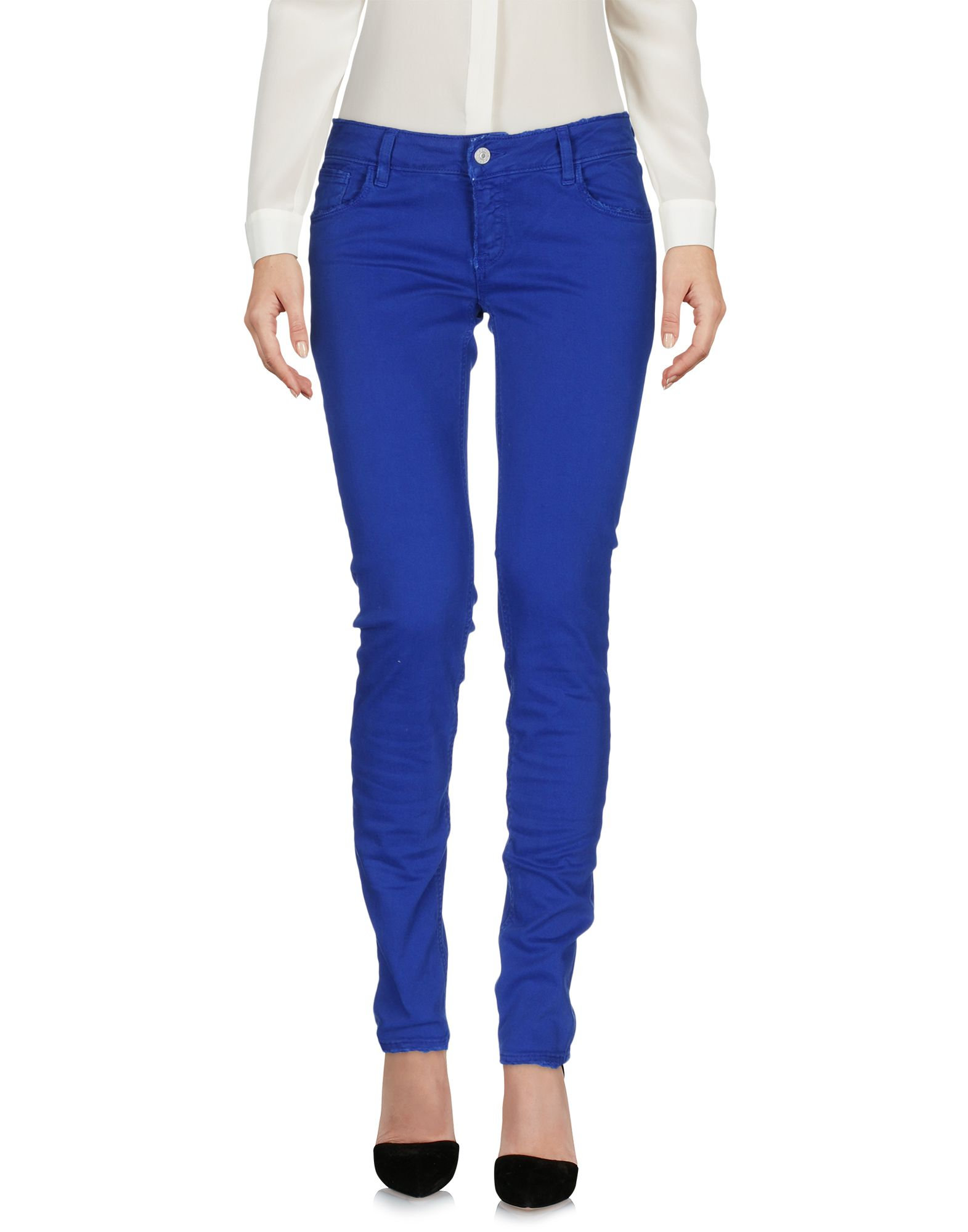 CYCLE Casual Pants in Blue