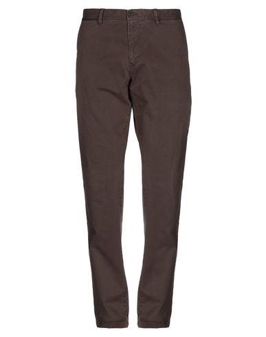 Фото - Повседневные брюки от BROOKSFIELD темно-коричневого цвета