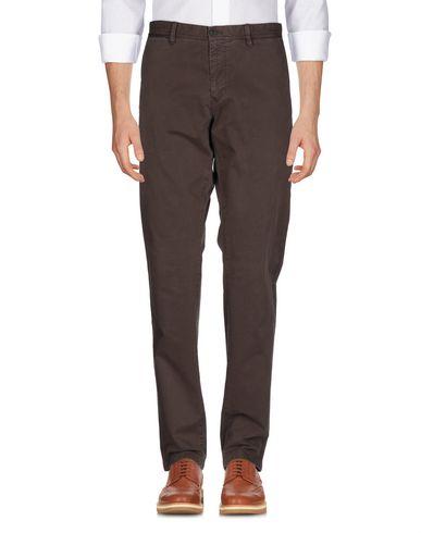 Фото 2 - Повседневные брюки от BROOKSFIELD темно-коричневого цвета