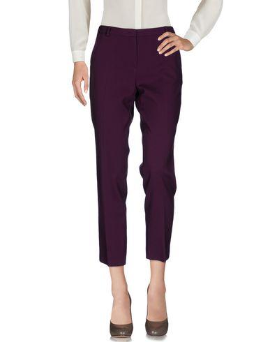 Фото - Повседневные брюки от WEEKEND MAX MARA розовато-лилового цвета