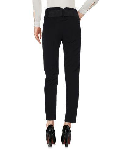 Фото 2 - Повседневные брюки от ERMANNO DI ERMANNO SCERVINO черного цвета