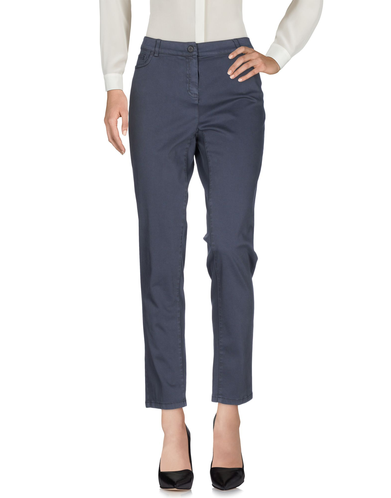 Фото PAOLA ROSSINI Повседневные брюки. Купить с доставкой
