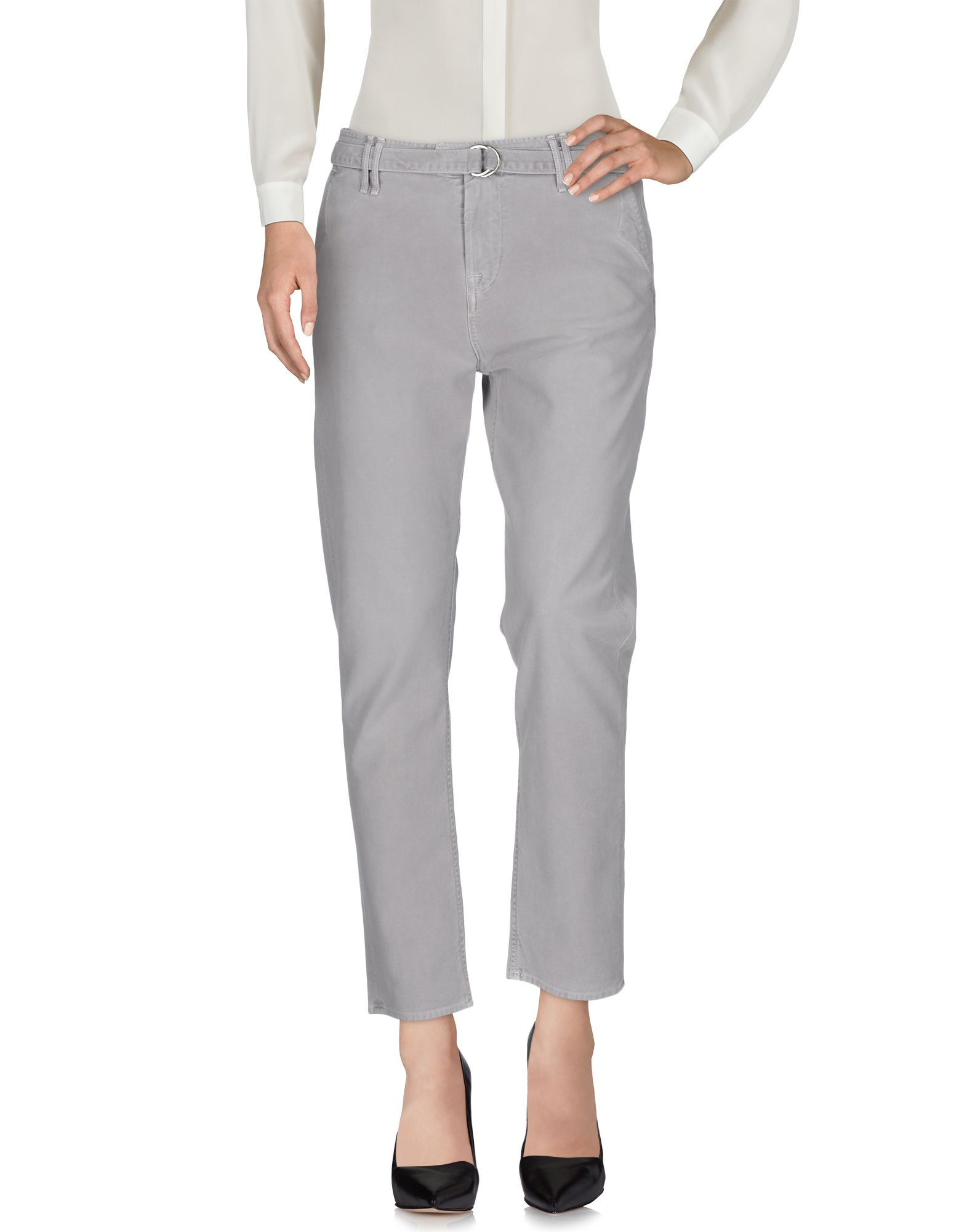 CYCLE Casual Pants in Light Grey