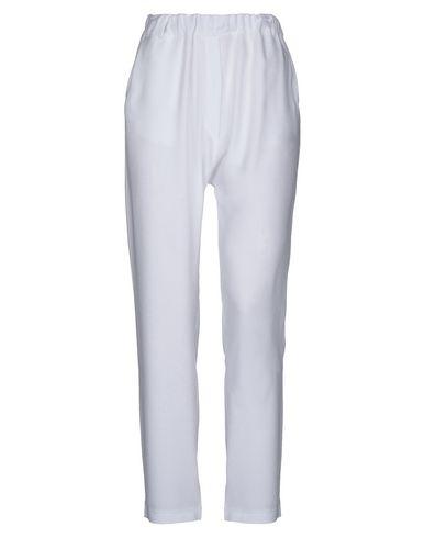 Фото - Повседневные брюки от CROSSLEY белого цвета