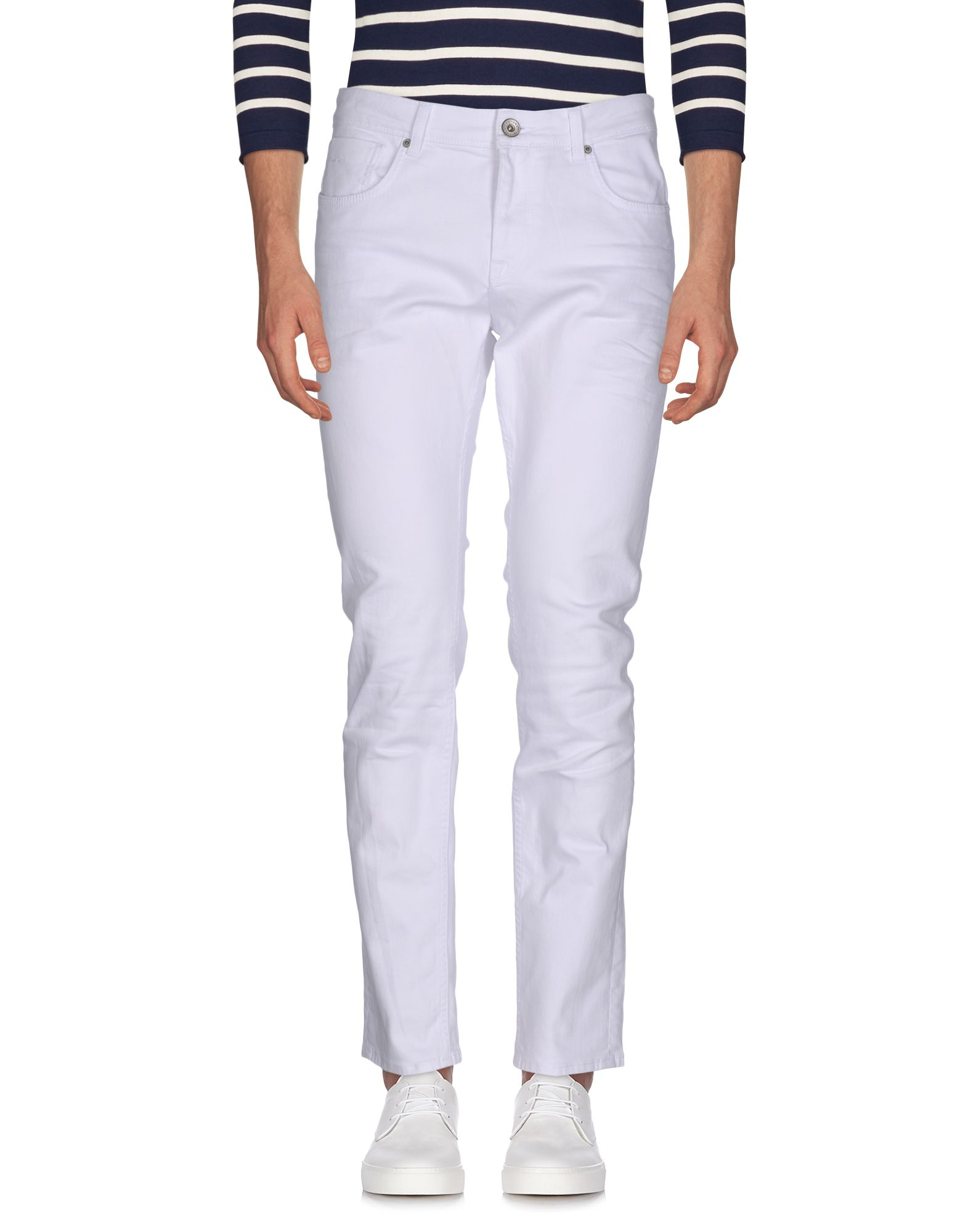 ANTONIO BANDERAS DESIGN by SELECTED HOMME Джинсовые брюки пальто мужское selected homme antonio banderas цвет черный серый 16051623 размер xxl 52