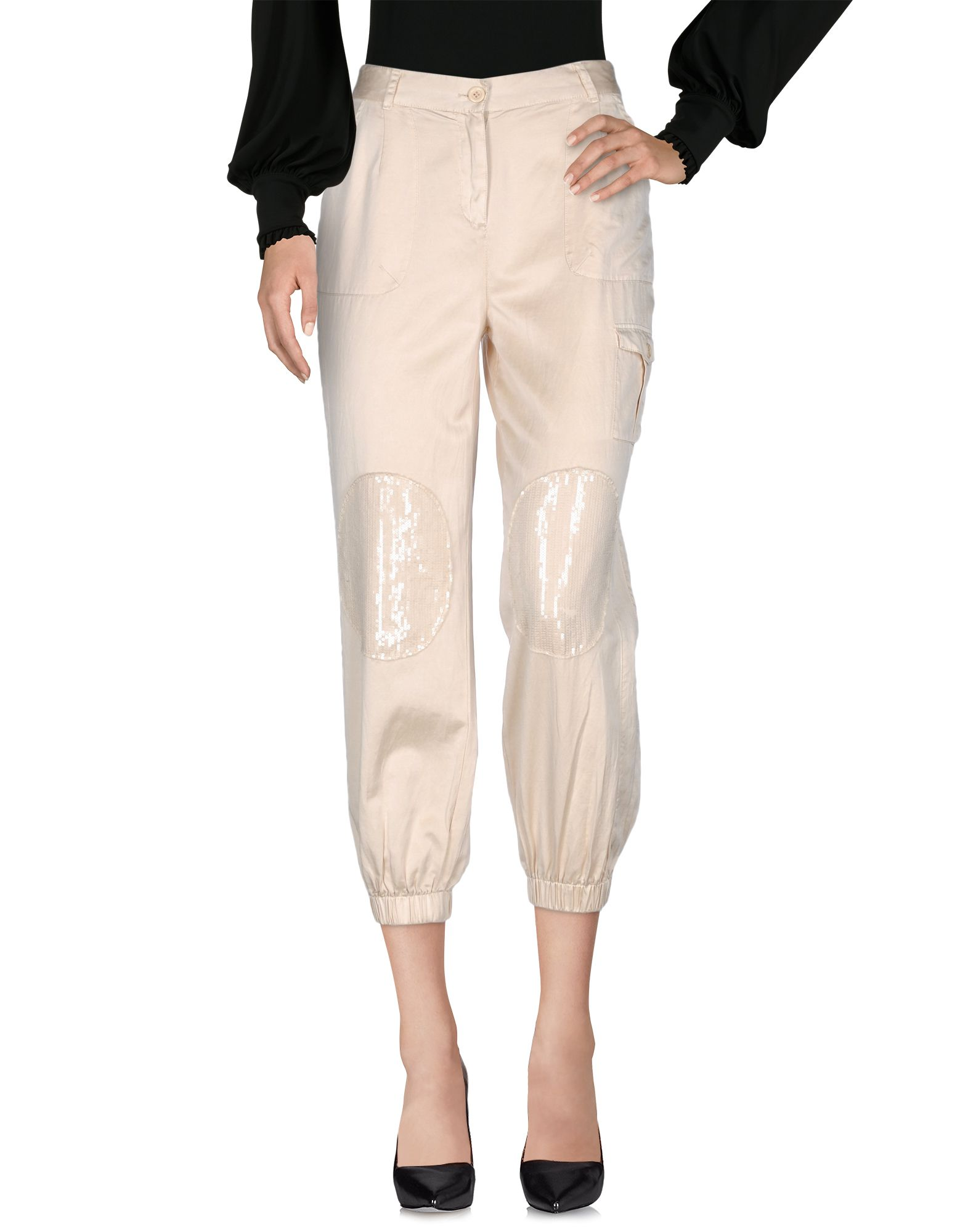 TWIN-SET Simona Barbieri Повседневные брюки брюки спортивные twin set simona barbieri twin set simona barbieri tw005ewzly12