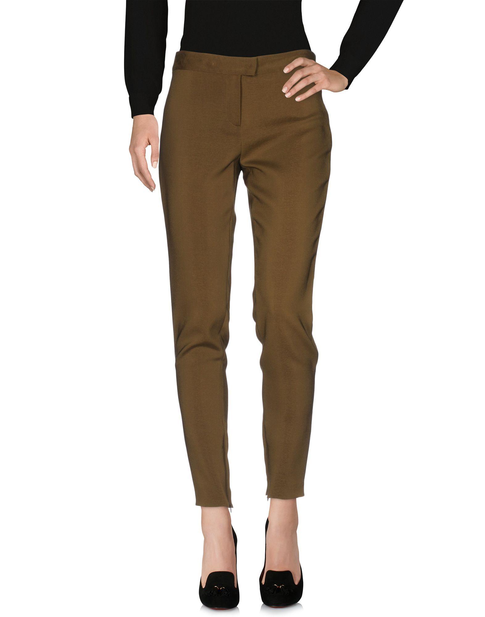 цена VIONNET Повседневные брюки онлайн в 2017 году