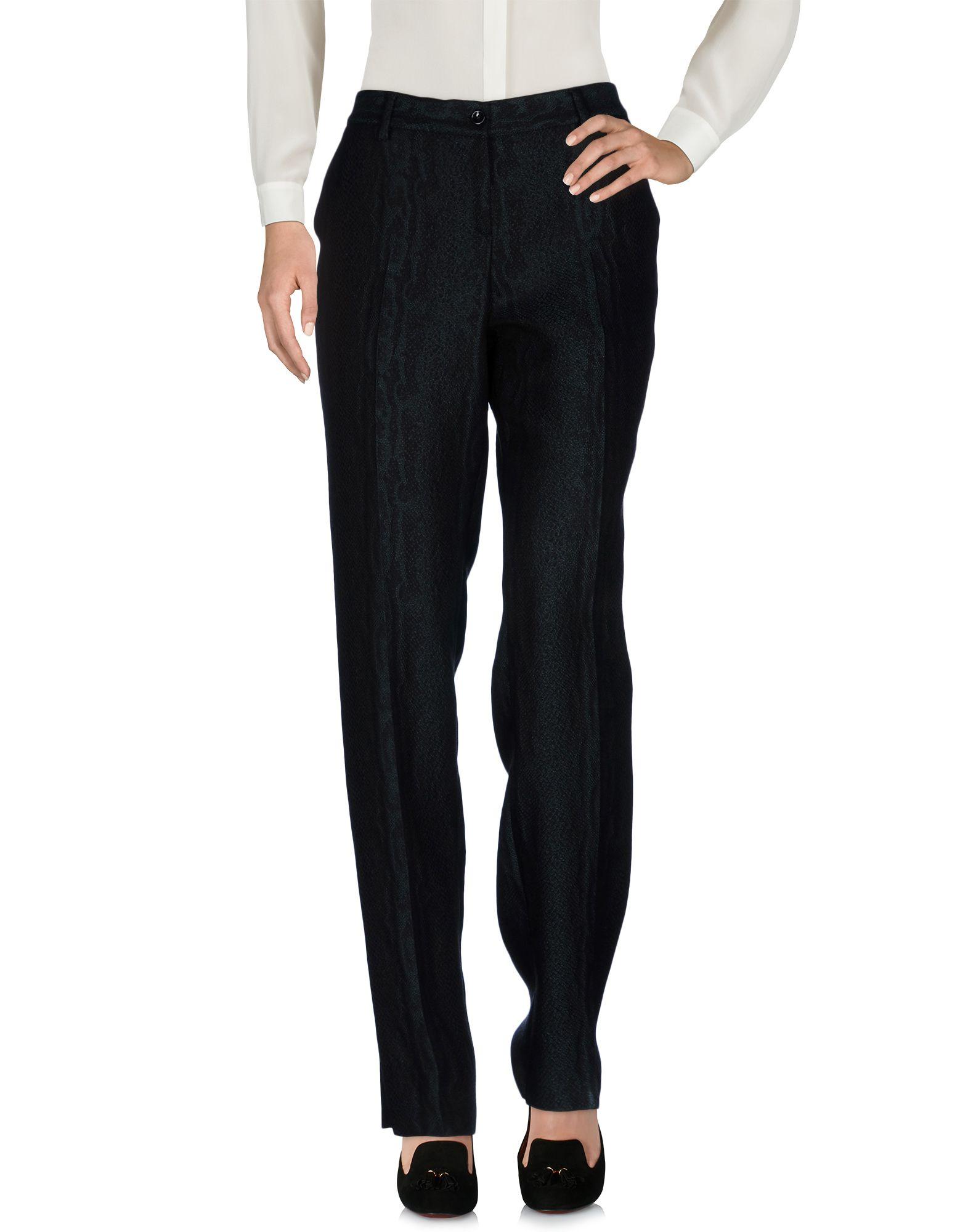JOHN GALLIANO Повседневные брюки брюки galliano брюки чинос