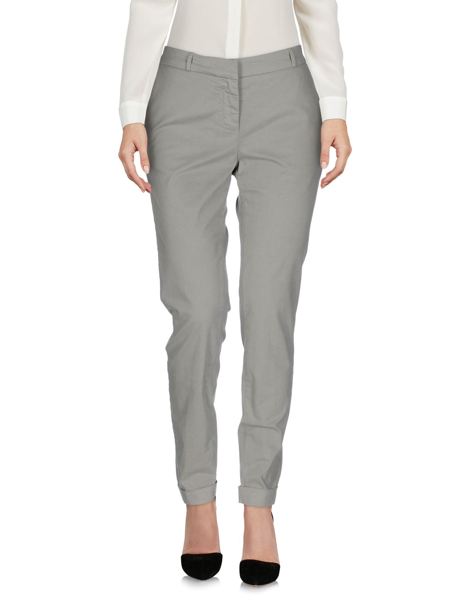 UP ★ JEANS Повседневные брюки roll up frayed hem jeans