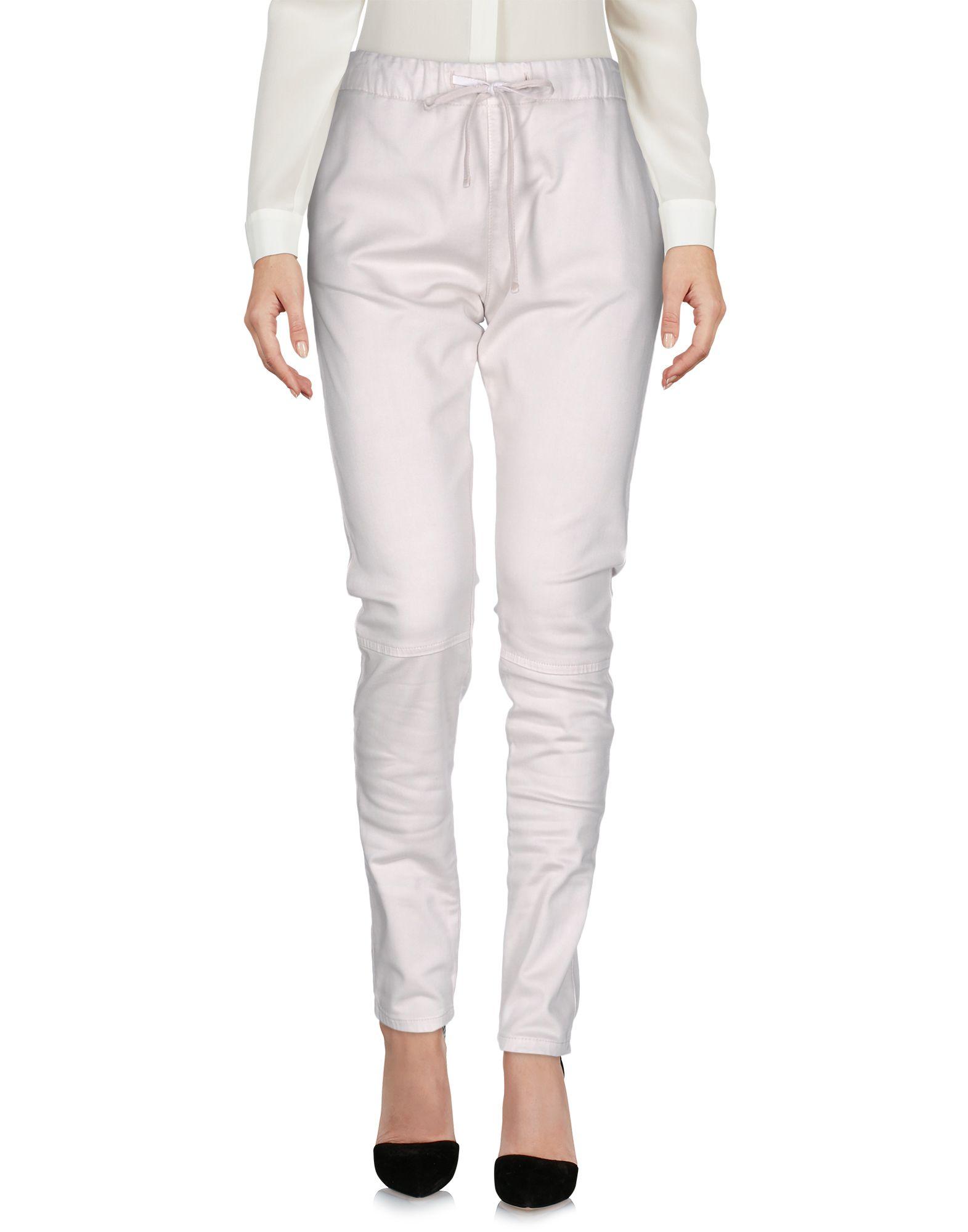 цена TWIN-SET JEANS Повседневные брюки онлайн в 2017 году