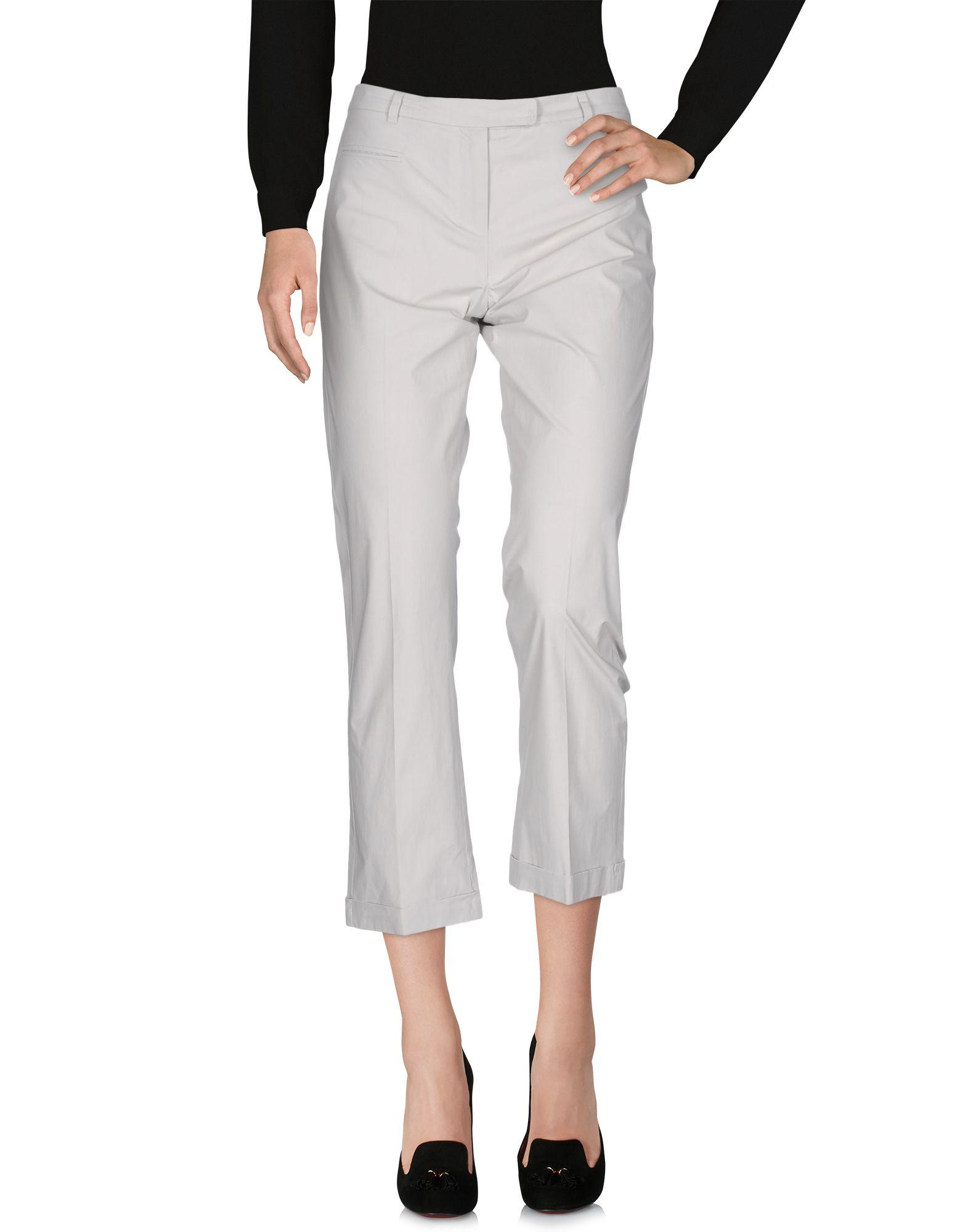 'S MAX MARA Повседневные брюки прямые брюки с принтом max mara брюки с карманами