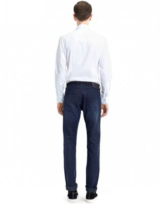 LANVIN FIVE-POCKET SKINNY JEANS Pants U d