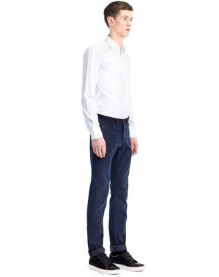 LANVIN FIVE-POCKET SKINNY JEANS Pants U e