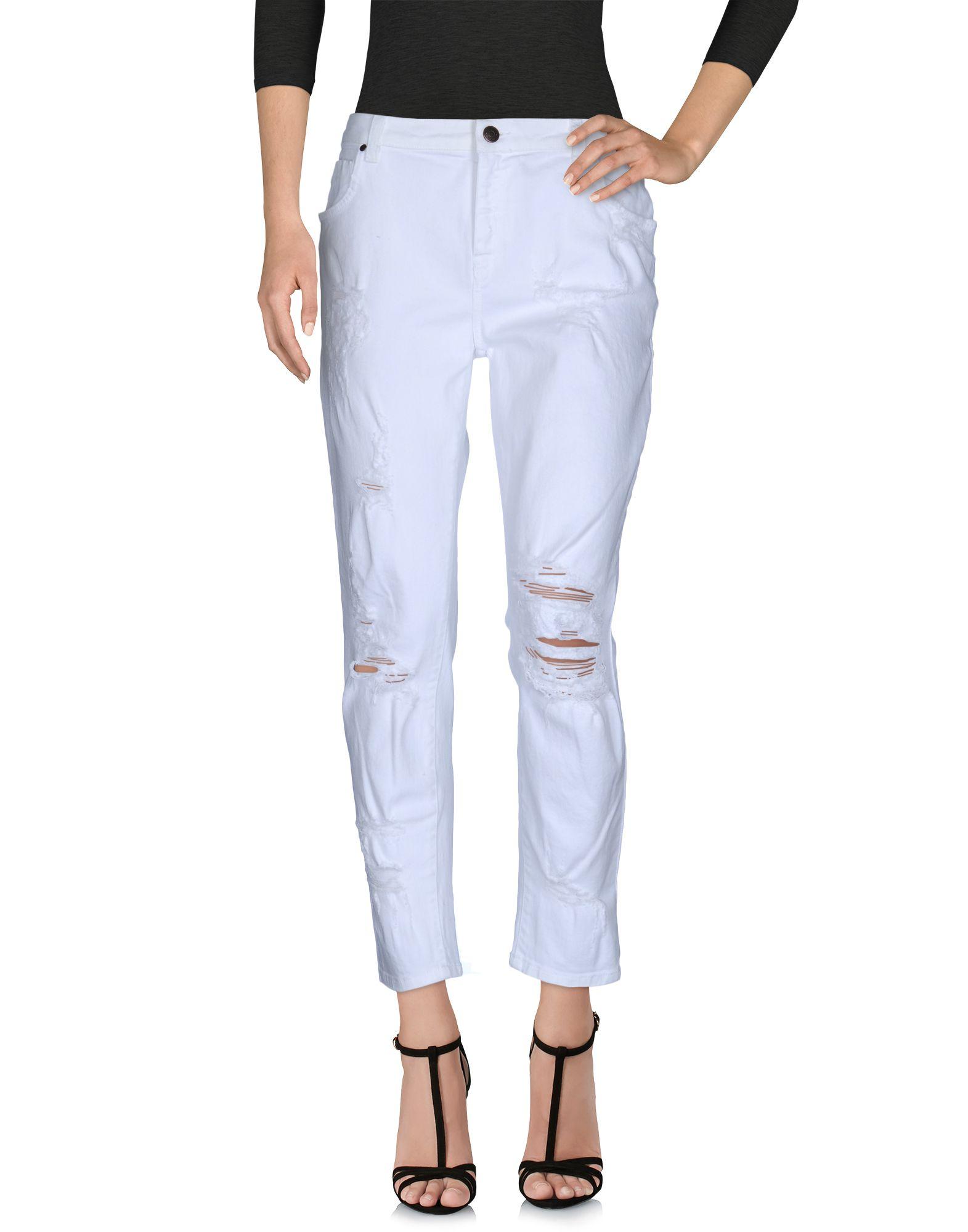 ODI ET AMO Джинсовые брюки odi et amo джинсовые шорты