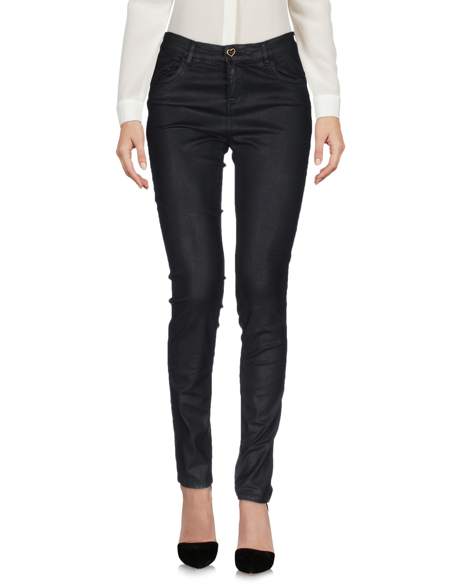 ФОТО twin-set jeans Повседневные брюки