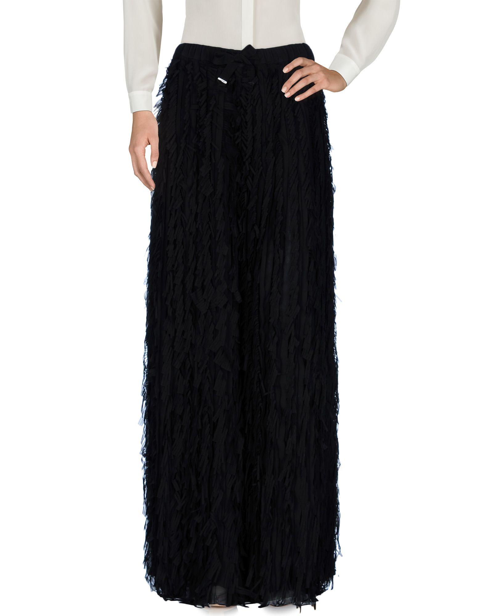 MARCO DE VINCENZO Повседневные брюки marco de vincenzo короткое платье
