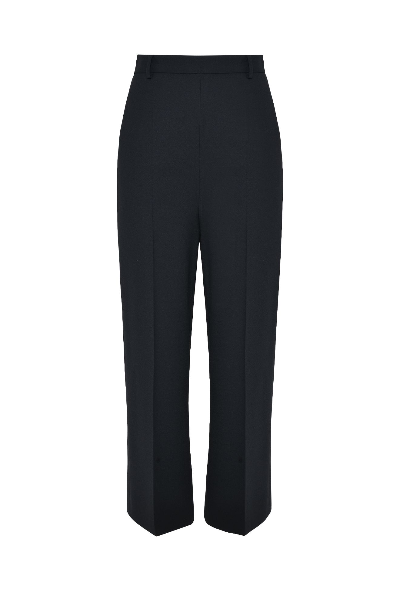 HIGH WAIST CULOTTE-PANTS