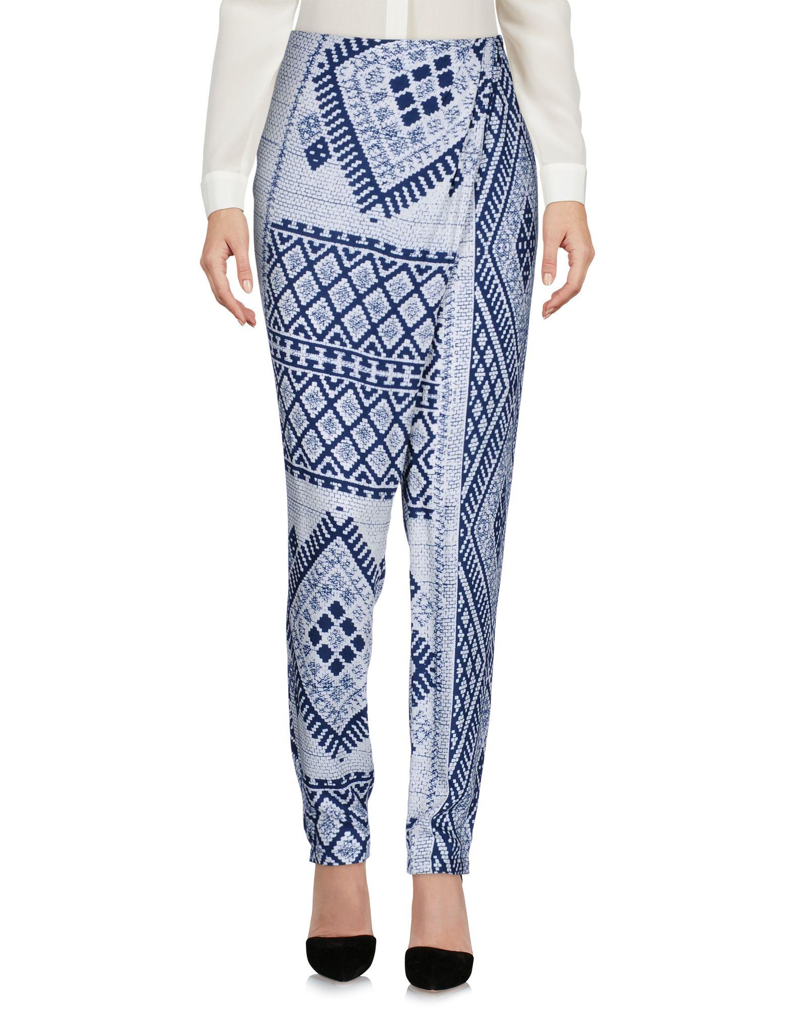 HOLY GHOST Повседневные брюки недорго, оригинальная цена