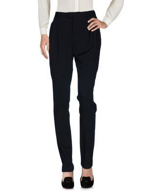PRADA Damen Hose Farbe Schwarz Größe 4