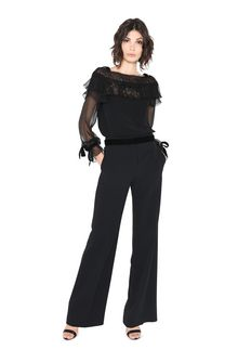 ALBERTA FERRETTI ATTITUDE PANTS TROUSERS Woman f