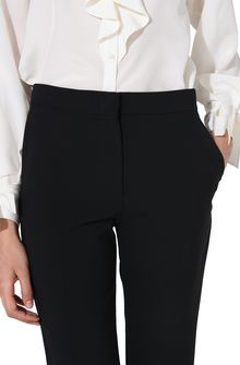 ALBERTA FERRETTI PERFECT BASIC PANTS PANTS D a