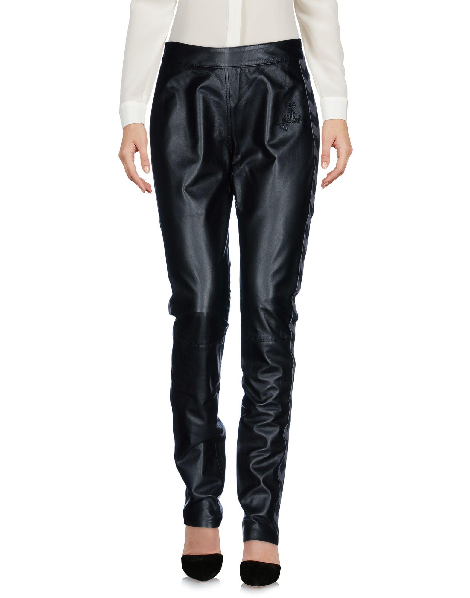HUMMEL Damen Hose Farbe Schwarz Größe 6