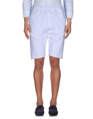 DSQUARED2 Herren Bermudashorts Farbe Weiß Größe 8