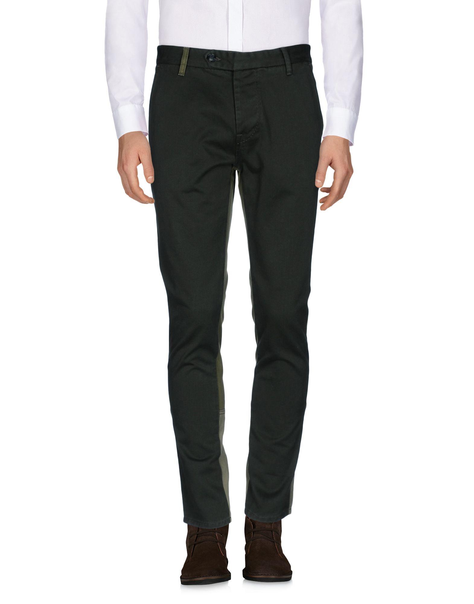 цена  PEPE JEANS Повседневные брюки  онлайн в 2017 году