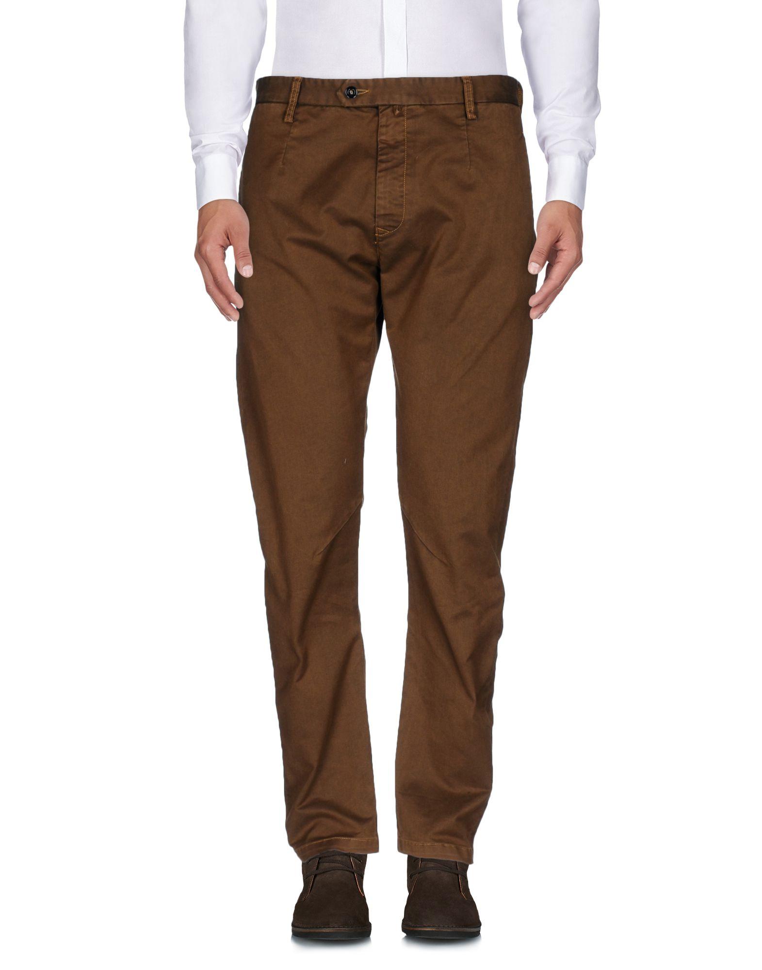 D.A.D. DENIM ART DEPT. Повседневные брюки цена 2017