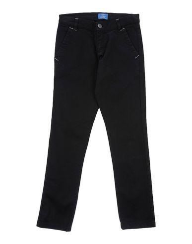 Фото - Повседневные брюки от FAY черного цвета