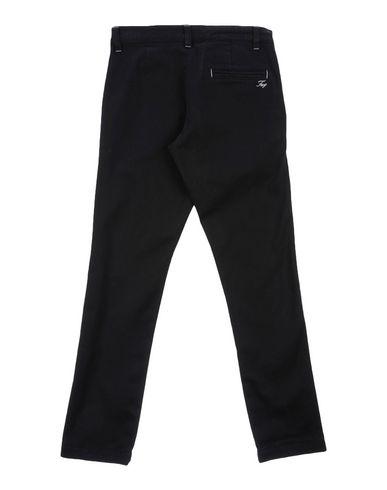 Фото 2 - Повседневные брюки от FAY черного цвета