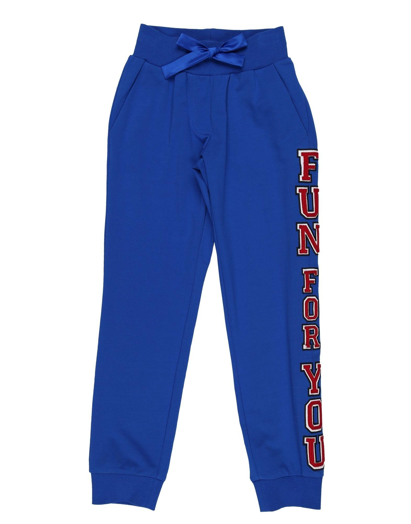 MONNALISA FUN Повседневные брюки настенно потолочный светильник ideal lux steno pl4 087597