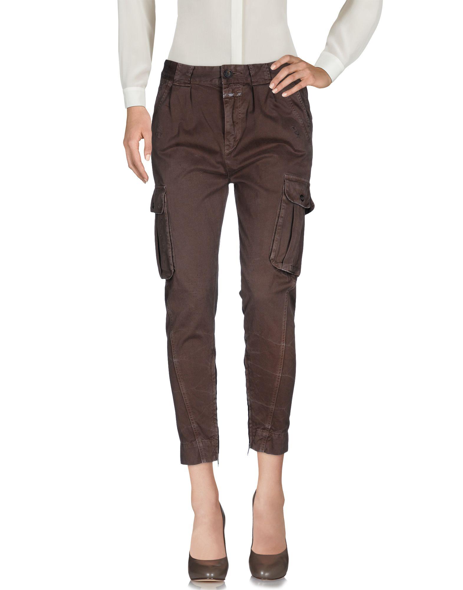 CLOSED Повседневные брюки deha повседневные брюки