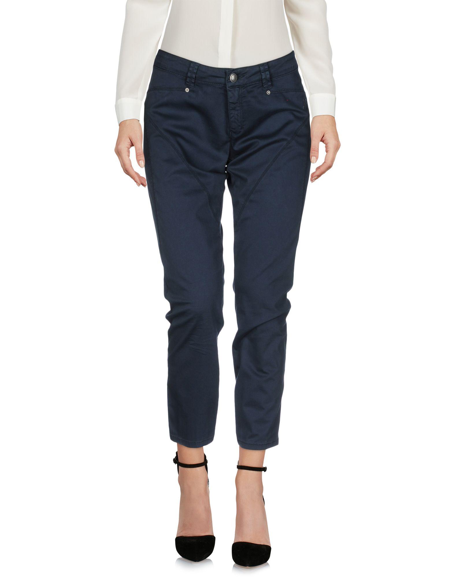 9.2 BY CARLO CHIONNA Повседневные брюки цена 2017