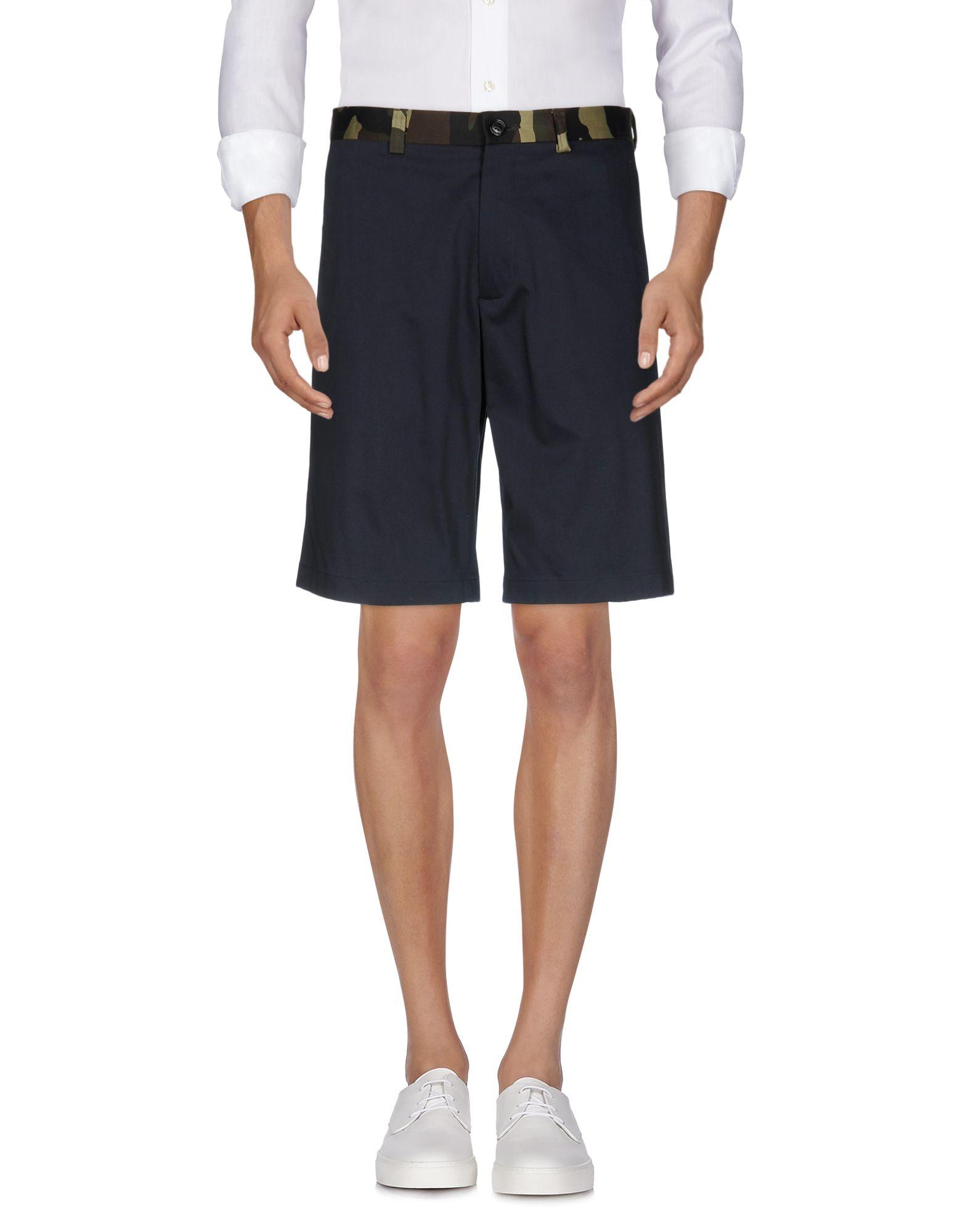 DIOR HOMME Бермуды dior повседневные брюки
