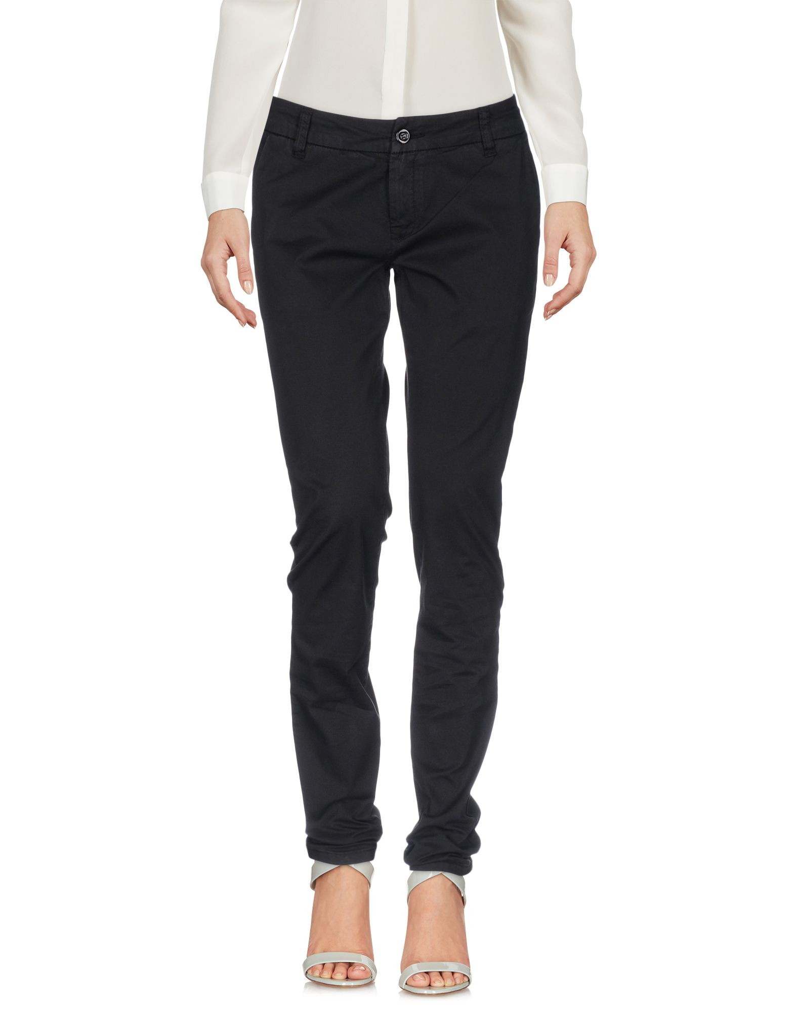 ATELIER FIXDESIGN Повседневные брюки цены онлайн